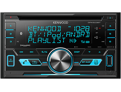 AVR - Mobile Audio Kenwood Deck
