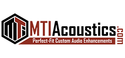 MTI Acoustics Logo Black